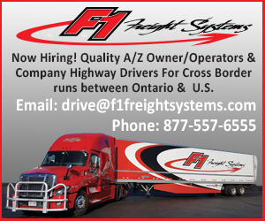 F1 Freighft Systems: Now Hiring!